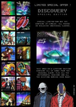 Daft Punk Discovery Special Ed by Bispro