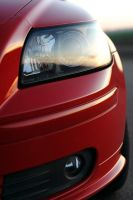 Volvo S40 T5  Front by Dilznacka