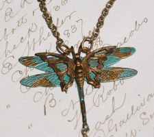 tattered dragonfly by Archaic76