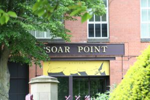 Soar Point by tammyins