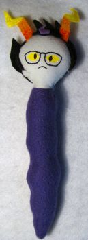 Baby Eridan Plushie Commission by NocturnalEquine