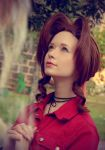 Aerith Gainsborough Cosplay by Aelyin-Cosplay