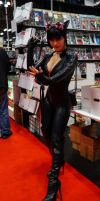NYCC2015 Catwoman A I by zer0guard