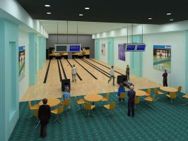 bowling alley2 by kripal911