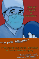 Bowling: Better than surgery by crocty