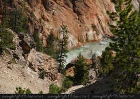 Canyon River by sunnydelight18