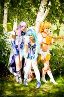 Heartcatch Precure by Lye1