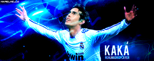 Kaka Real Madrid by mikaelmello