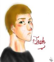 Josh from geometry by Gloommix