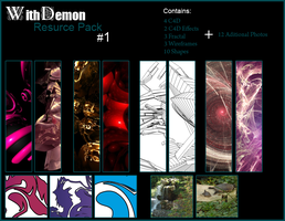 WithDemon Pack 1 by WithDemoN