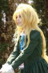 Ib ... Mary Cosplay by WorldwideWumbologist