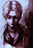 Johan Liebert by Hooooon