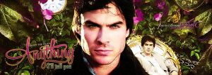 Ian Somerhalder banner by mia47