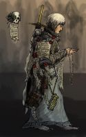 sister errant by ghoul-expert