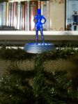 Cortana Christmas tree topper by MasterChief42283