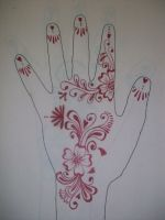 Henna Design 6 by PJ987
