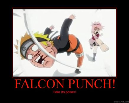 Falcon Punch by Balmung6
