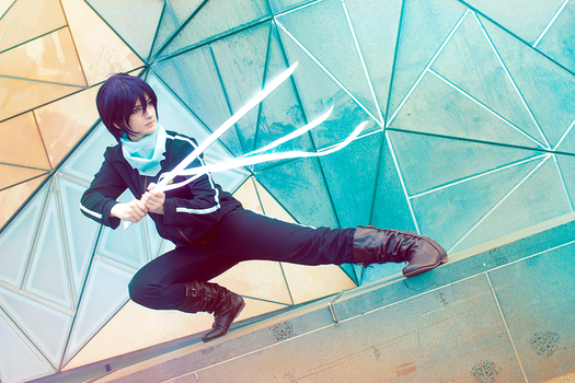 Yato III by Ettelle