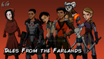 Tales from the Farlands Poster by DIVISION-6