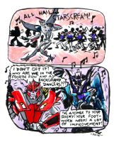 All hail Starscream: The Musical by SnappySnape
