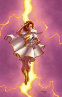 Mary Marvel by GarryHenderson