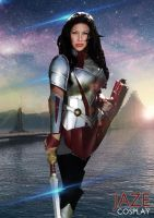 Thor: The Dark World Lady Sif Cosplay by captainjaze