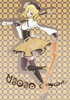 . Tomoe Mami . by 7-8jf