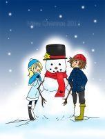Merry Christmas 2011 by CherryBlossoms24