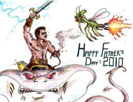 Father's Day 2010 by Space-Ace-Sco