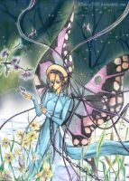 10 .: Butterfly queen :. by Wlotus-2307