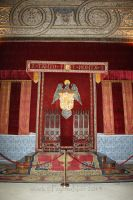 Spanish Throne with flash stock by PzychoStock