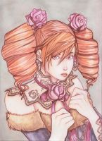 Soul Calibur: Amy Sorel by Artblockade