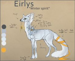 Eirlys- winter spirit by Shien-Ra