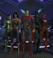 The League by hank412