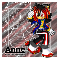 ::Anne the Hedgehog:: by Chibi-Nuffie