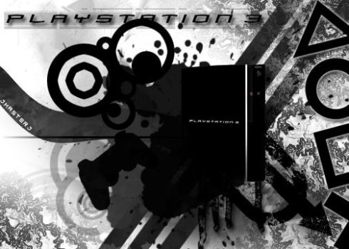 Playstaion 3 by Jmaster5590