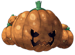 Pumpking by GlasshouseMurderer
