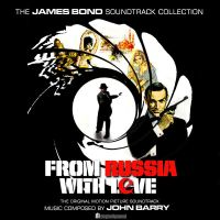 From Russia With Love Original Movie Soundtrack by DogHollywood