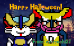 Happy Halloween! by epicyoshi21