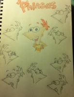 Phineas by Maddyfae