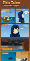 Tibia Tales: Ships and Carpets by Yuguni