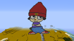 Blocky Parappa the Rapper by KKMeko