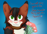 Flowers From Heather by Angiebutt