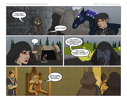 Enter Skyrim - Pg 21 - Remove This Scourge by deathreborn