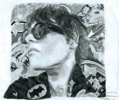 GerardWay #ArtIsSmart Contest Entry by AnInvincibleMelody