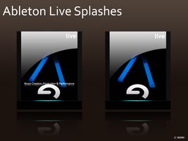 Ableton Live Studio Splash by djosiris