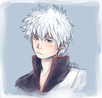 prize art :: Gintoki by rockinrobin