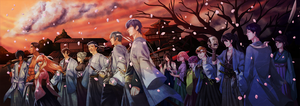 .:HH - Shinsengumi:. by maacchan