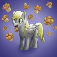 Muffin horse by jay156