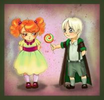 Harry Potter ~ Scorpius and Rose by zarin-a